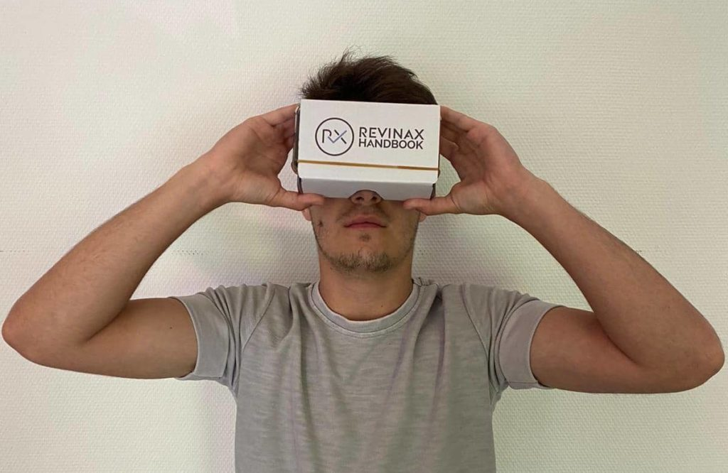 Carboard Casque VR
